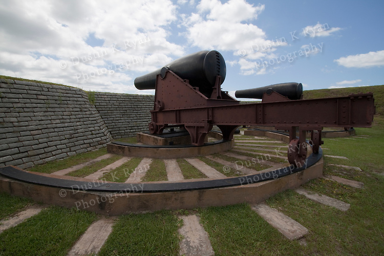 Fort Moultrie Sullivans Island South Carolina