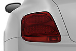 Tail light close up detail view of a 2008 - 2012 Bentley Continental GT Speed Coupe.