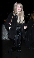 NEW YORK, NY - JANUARY 11: Kim Petras arriving at the IFC Films premiere of Freak Show at the Landmark Sunshine Cinema in New York City on January 10, 2018. <br /> CAP/MPI/RW<br /> &copy;RW/MPI/Capital Pictures
