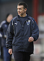 17/01/2010  Copyright  Pic : James Stewart.sct_jspa_14_dundee_v_dunfermline  .:: DUNFERMLINE MANAGER JIM MCINTYRE ::.James Stewart Photography 19 Carronlea Drive, Falkirk. FK2 8DN      Vat Reg No. 607 6932 25.Telephone      : +44 (0)1324 570291 .Mobile              : +44 (0)7721 416997.E-mail  :  jim@jspa.co.uk.If you require further information then contact Jim Stewart on any of the numbers above.........