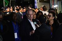 SÃO PAULO, SP - 09.08.2018 - ELEIÇÕES-2018 - Ciro Gomes, candidato à Presidência da República pelo PDT, durante debate da TV Bandeirantes, realizado na sede da emissora no bairro do Morumbi em São Paulo, na noite desta quinta-feira, 09.(Foto: Levi Bianco/Brazil Photo Press)