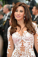 "Najwa Karam attending the ""vous n avez encore rien vu (You ain t seen nothin yet)"" Premiere during the 65th annual International Cannes Film Festival in Cannes, 21th May 2012...Credit: Timm/face to face /MediaPunch Inc. ***FOR USA ONLY***"