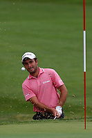 Edoardo Molinari (ITA) on the 5th during the final day of the Omega European Masters, Crans-Sur-Sierre, Crans Montana, Switzerland.4/9/11.Picture: Golffile/Fran Caffrey..