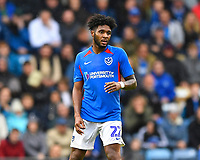 Ellis Harrison of Portsmouth during Portsmouth vs Gillingham, Sky Bet EFL League 1 Football at Fratton Park on 12th October 2019