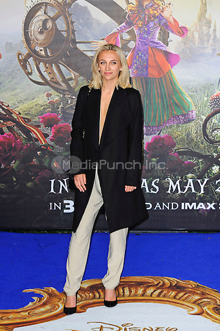 LONDON, ENGLAND - MAY 10: Tiffany Watson attending the 'Alice Through The Looking Glass' European Premiere at Odeon Cinema, Leicester Square in London. on May 10, 2016 in London, England.<br /> CAP/MAR<br /> &copy; Martin Harris/Capital Pictures /MediaPunch ***NORTH AND SOUTH AMERICA ONLY***