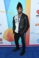 02 June 2018 - Beverly Hills, California - Miguel . 2018 iHeartRadio KIIS FM Wango Tango by At&amp;t held at Banc of Califronia Stadium. <br /> CAP/ADM/BT<br /> &copy;BT/ADM/Capital Pictures