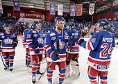 Brooks, AB - May 15 2019 - Portage Terriers vs. Prince George Spruce Kings during the 2019 National Junior A Championship at the Centennial Regional Arena in Brooks, Alberta, Canada (Photo: Matthew Murnaghan/Hockey Canada)