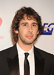 LOS ANGELES, CA. - January 29: Josh Groban arrive at the 2010 MusiCares Person Of The Year Tribute To Neil Young at the Los Angeles Convention Center on January 29, 2010 in Los Angeles, California.