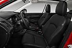 Front seat view of 2017 Mitsubishi ASX Instyle 5 Door SUV Front Seat  car photos
