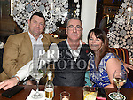 Brian, Jack and Caroline Copley enjoying the new years eve celebrations in Barocco at The Westcourt Hotel. Photo:Colin Bell/pressphotos.ie