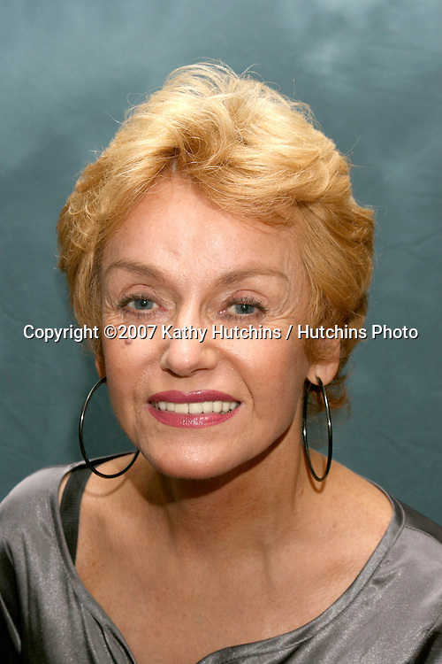 Sharon Farrell.Photo Shoot.Hollywood Hills.December 20, 2007.Los Angeles, CA.©2007 Kathy Hutchins / Hutchins Photo...