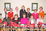 LITTLE CHRISTMAS: The Kerins O'Rahillys ladies enjoying great fun celebrating Women's Christmas at the Strand Road clubhouse, Tralee on Friday...