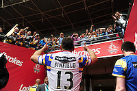 Picture by Alex Whitehead/SWpix.com - 29/08/2015 - Rugby League - Ladbrokes Challenge Cup Final - Hull KR v Leeds Rhinos - Wembley Stadium, London, England - Kevin Sinfield