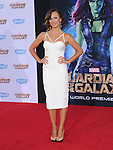 Karina Smirnoff<br /> <br /> <br />  attends The Marvel Studios World Premiere GUARDIANS OF THE GALAXY held at The Dolby Theatre in Hollywood, California on July 21,2014                                                                               &copy; 2014Hollywood Press Agency