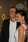 The Bold and The Beautiful - Heather Tom - supporting actress nominee and is a presenter with James at the 38th Annual Daytime Entertainment Emmy Awards 2011 held on June 19, 2011 at the Las Vegas Hilton, Las Vegas, Nevada. (Photo by Sue Coflin/Max Photos)