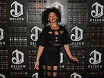 "Recording Artist Elle Varner Attends the DELEÓN® Tequila Launch Party Hosted by Sean ""Diddy"" Combs  Held at  Cedar Lake"