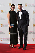 London, UK. 8 May 2016. Dermot O'Leary. Red carpet  celebrity arrivals for the House Of Fraser British Academy Television Awards at the Royal Festival Hall.