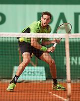 02-06-12, France, Paris, Tennis, Roland Garros, Marcel Granollers