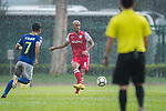 Zeshan Rehman of Kwoon Chung Southern (C) in action during the Premier League, week two match between Kwoon Chung Southern and BC Rangers at on September 09, 2017 in Hong Kong, China. Photo by Marcio Rodrigo Machado / Power Sport Images