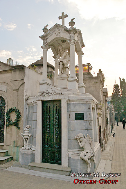 Tomb Of Francisco Gomez Family, La Recoleta Cemetery