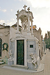 Tomb Of Francisco Gomez Family, La Recoleta Cemetery