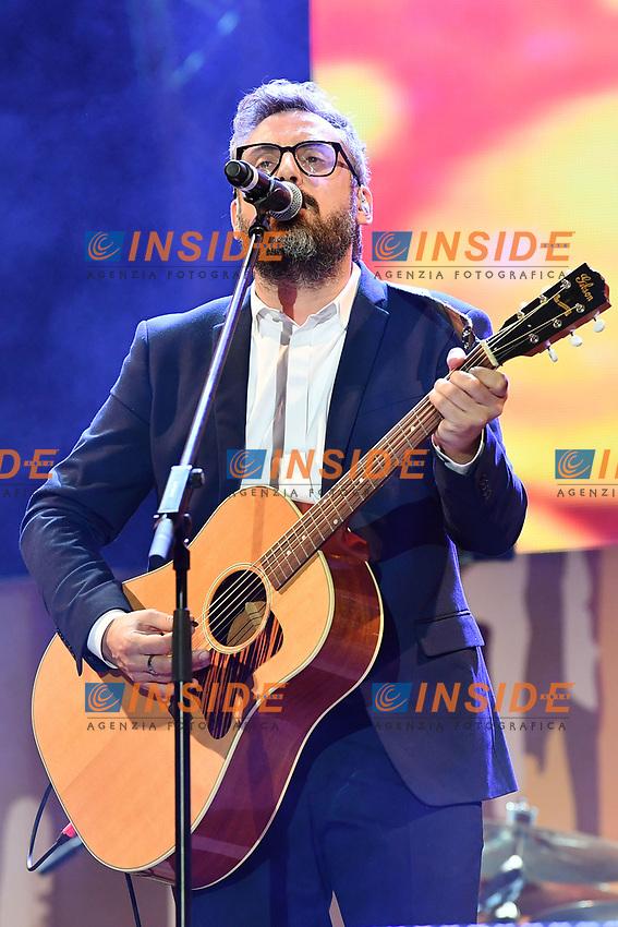 Roma 01-05-2017 Concerto Primo Maggio foto Antonello Sammarco/Image/Insidefoto <br /> nella foto: Brunori Sas