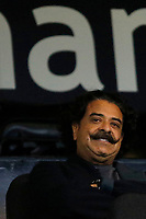 Fulham FC owner Shahid Khan seen during the Carabao Cup match between Fulham and Bristol Rovers at Craven Cottage, London, England on 22 August 2017. Photo by Carlton Myrie.