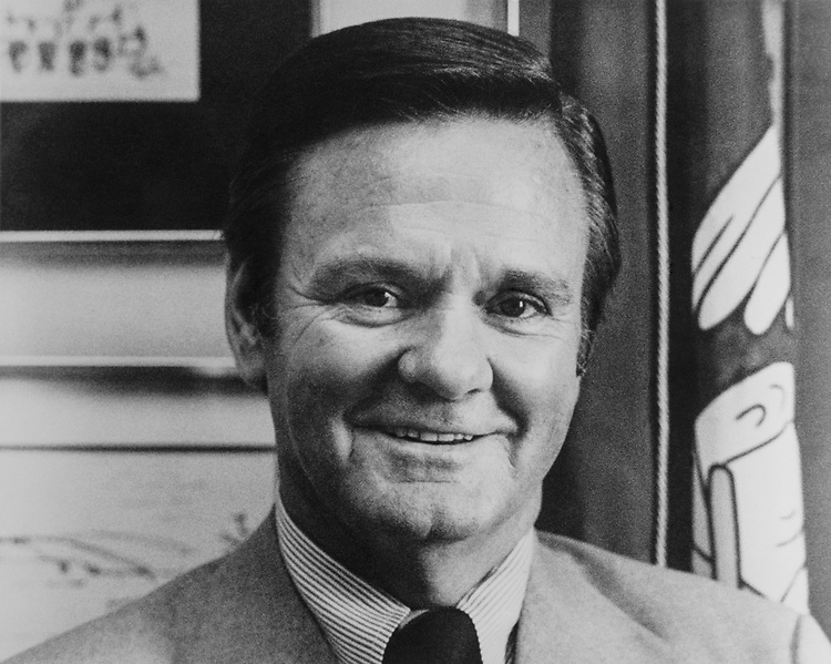 Rep. Gillis William Long, D-La. in 1983. (Photo by CQ Roll Call)