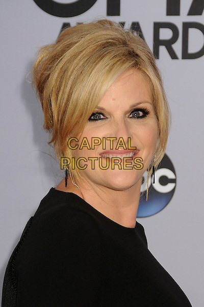 05 November 2013 - Nashville, Tennessee - Tricia Yearwood. 47th CMA Awards, Country Music's Biggest Night, held at Bridgestone Arena. <br /> CAP/ADM/BP<br /> &copy;BP/ADM/Capital Pictures