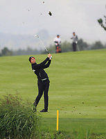 Nathan Holman (AUS) on the 9th fairway during Round 2 of the D+D Real Czech Masters at the Albatross Golf Resort, Prague, Czech Rep. 02/09/2017<br /> Picture: Golffile | Thos Caffrey<br /> <br /> <br /> All photo usage must carry mandatory copyright credit     (&copy; Golffile | Thos Caffrey)