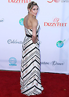 LOS ANGELES, CA, USA - JULY 19: Allison Holker at the 4th Annual Celebration Of Dance Gala Presented By The Dizzy Feet Foundation held at the Dorothy Chandler Pavilion at The Music Center on July 19, 2014 in Los Angeles, California, United States. (Photo by Xavier Collin/Celebrity Monitor)