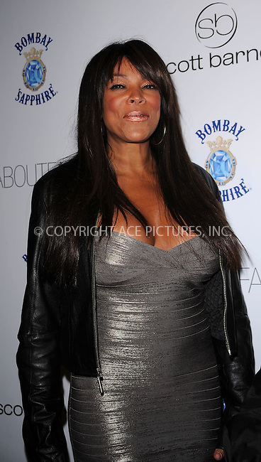 WWW.ACEPIXS.COM . . . . . ....January 20 2010, New York City....TV personality Wendy Williams arriving at the launch party for Scott Barnes' 'About Face' book at Provocateur at The Hotel Gansevoort on January 20, 2010 in New York City.....Please byline: KRISTIN CALLAHAN - ACEPIXS.COM.. . . . . . ..Ace Pictures, Inc:  ..tel: (212) 243 8787 or (646) 769 0430..e-mail: info@acepixs.com..web: http://www.acepixs.com