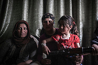 SYRIA: WOMEN IN THE CIVIL WAR (2013)