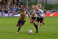 Sunderland AFC Ladies vs Arsenal Ladies 26-09-15
