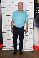 "Paul Gambaccini<br /> at the ""WHITNEY Can I be Me"" premiere, Mayfair Hotel, London. <br /> <br /> <br /> ©Ash Knotek  D3279  13/06/2017"