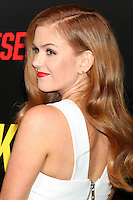 "LOS ANGELES, CA - OCTOBER 8: Isla Fisher at the ""Keeping Up with the Joneses"" Red Carpet Event at Twentieth Century Fox Studios in Los Angeles, California on October 8, 2016. Credit: David Edwards/MediaPunch"