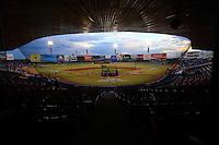 Estadio Tomas Oroz Gaytan, casa de de los Yaquis de ciudad Obregon previo al tercer juego de la serie feinal de la liga Mexican del Pacifico.  #LMP25enero2013.<br /> Foto© :LuisGutierrez/NOrtePHOTO