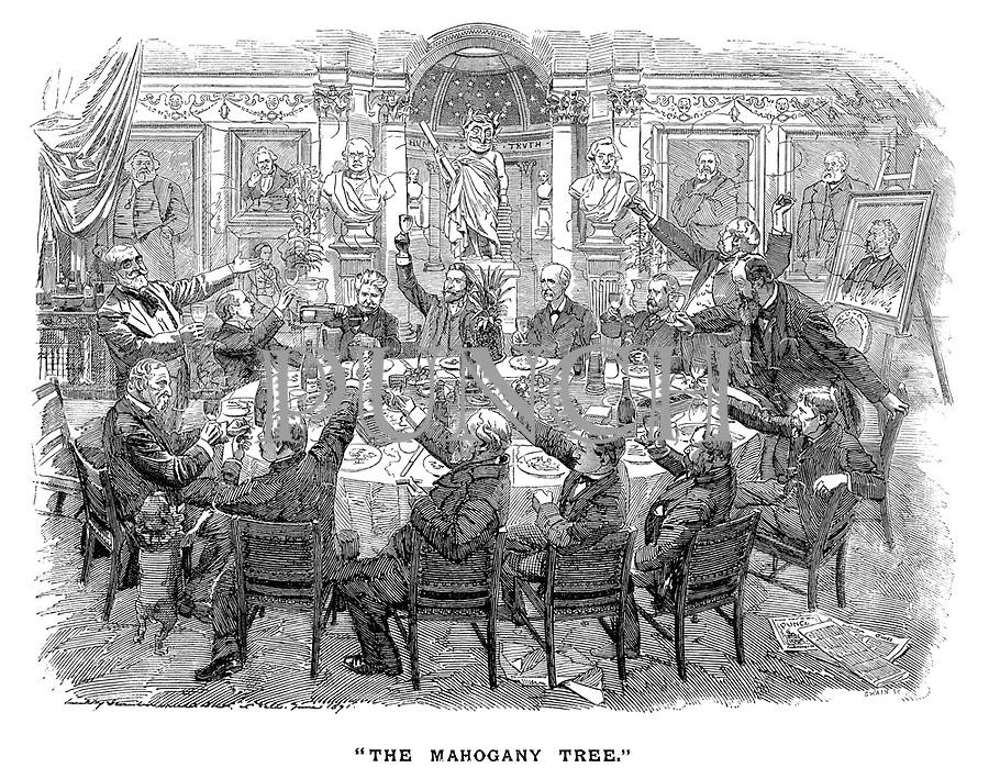"""""""The Mahogany Tree"""""""