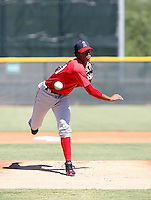 Manaurys Correa / Los Angeles Angels 2008 Instructional League..Photo by:  Bill Mitchell/Four Seam Images