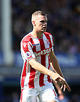 Stoke's Ryan Shawcross in action during the premier league match at Goodison Park, Liverpool. Picture date 12th August 2017. Picture credit should read: David Klein/Sportimage
