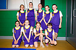 Pupils from St Brendan's National School, Fenit, who took part in the Moyderwell Basketball Blitz on Friday morning last were front l-r Sadhbh O'Donovan, Shannon Dennehy, Elise Carey McGibney and Isabel Moriarty. Back l-r: Lisa Cassidy, Ava McCann, Aisling O'Connell, Lily-Mari Wiliamson and Lucy Murphy.