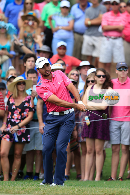 Jason Day (AUS) during the final round of the Players, TPC Sawgrass, Championship Way, Ponte Vedra Beach, FL 32082, USA. 15/05/2016.<br /> Picture: Golffile | Fran Caffrey<br /> <br /> <br /> All photo usage must carry mandatory copyright credit (&copy; Golffile | Fran Caffrey)