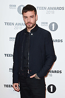 Liam Payne<br /> arriving for the Radio 1 Teen Awards 2018 at Wembley Stadium, London<br /> <br /> ©Ash Knotek  D3454  21/10/2018