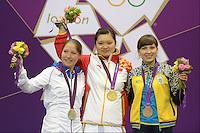 20120729 Olimpiadi Londra 2012 Pistola 10m Femminile