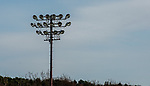 TORRINGTON, CT-031820JS12- Will the lights at Fuessenich Park in Torrington, where Torrington High School would normally play their home games be lit for this season? <br />   Jim Shannon Republican-American