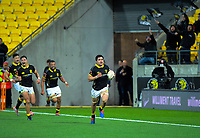 190829 Mitre 10 Cup Rugby - Wellington Lions v Counties Manukau Steelers