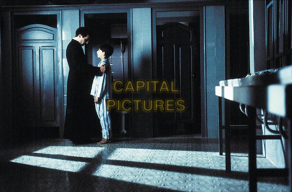 DANIEL GIMENEZ CACHO & NACHO PEREZ.in Bad Education (La Mala Educacion).*Editorial Use Only*.www.capitalpictures.com.sales@capitalpictures.com.Supplied by Capital Pictures.