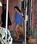 .www.AbilityFilms.com.805-427-3519         AbilityFilms@yahoo.com.2-9-08.Britney Spears leaving the millinium .dance studio in hollywood after dancing .for over 3 hours. Britney would walk outside.and smoke a cigerette every 40 min.
