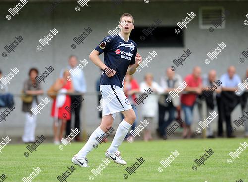 2012-07-12 / Voetbal / seizoen 2012-2013 / KSK Heist / Simon Verdonck..Foto: Mpics.be