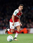 Arsenal's Alexis Sanchez in action during the Carabao Cup Third Round match at the Emirates Stadium, London. Picture date 20th September 2017. Picture credit should read: David Klein/Sportimage